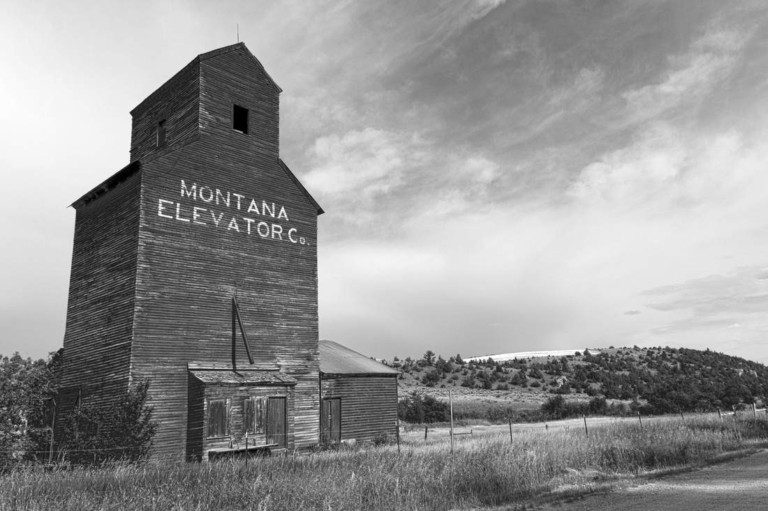 Montana Ghost Town Photography